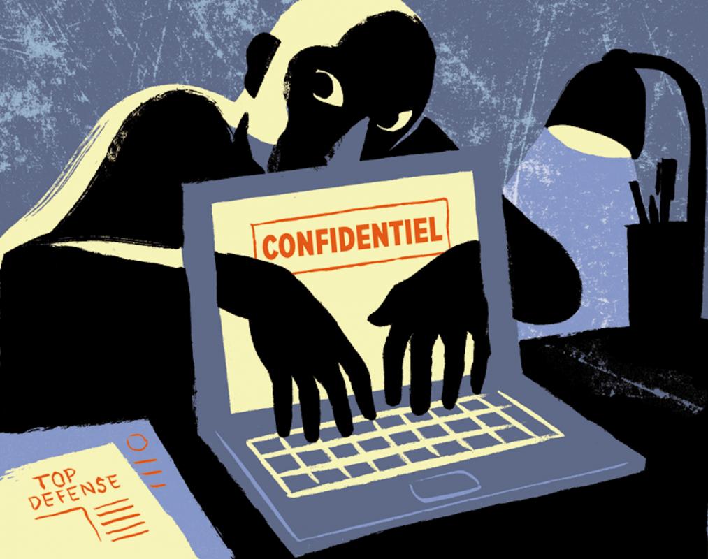 Cyber espionnage et surveillance électronique la responsabilité des entreprises en question