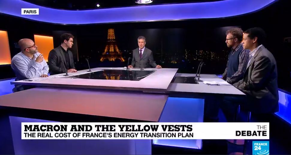 Macron and the 'yellow vests': The real costs of France's energy transition plan